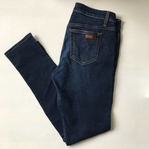 Joe's Jeans Skinny Dark Wash Denim Size 31